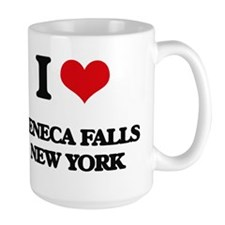 I love Seneca Falls New York Mugs