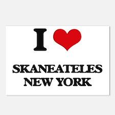 I love Skaneateles New Yo Postcards (Package of 8)