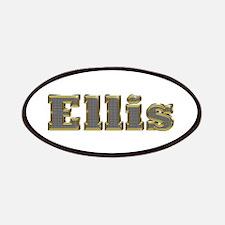 Ellis Gold Diamond Bling Patch