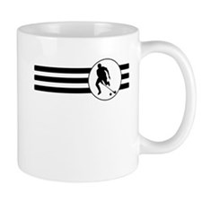 Field Hockey Stripes Mugs