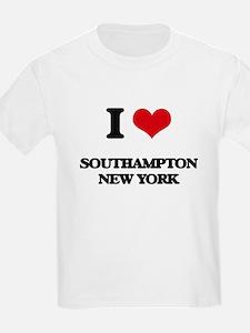 I love Southampton New York T-Shirt