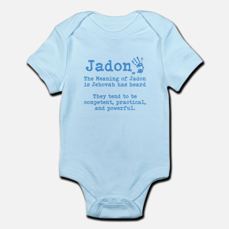 The Meaning of Jadon Body Suit
