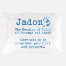 The Meaning of Jadon Pillow Case