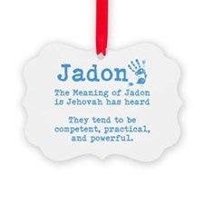 The Meaning of Jadon Ornament