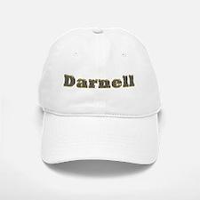 Darnell Gold Diamond Bling Baseball Baseball Baseball Cap