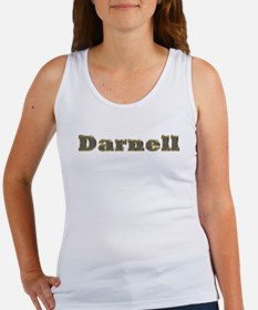 Darnell Gold Diamond Bling Tank Top