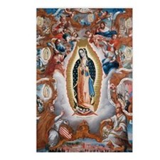 Virgin of Guadalupe Postcards (Package of 8)