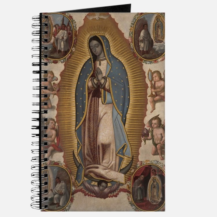 Virgin of Guadalupe. Journal