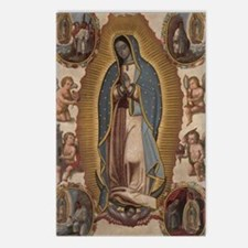 Virgin of Guadalupe. Postcards (Package of 8)