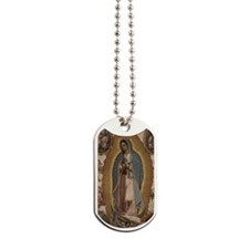Virgin of Guadalupe. Dog Tags