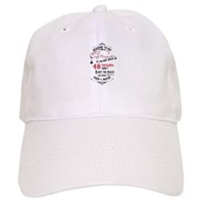 Heading to my craft room Baseball Cap
