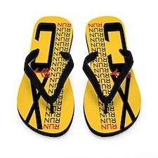 XC Run Run Flip Flops Gold.png Flip Flops