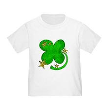Cute Ireland flag T