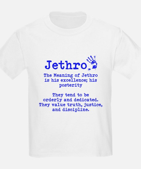The Meaning of Jethro T-Shirt