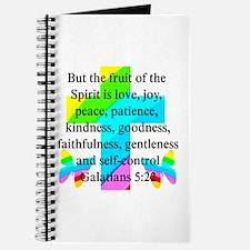 GALATIANS 5:22 Journal