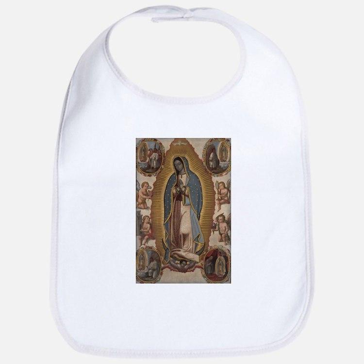 Virgin of Guadalupe. Bib