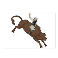 Cowboy Postcards (Package of 8)