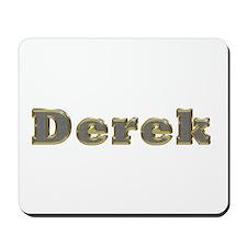 Derek Gold Diamond Bling Mousepad