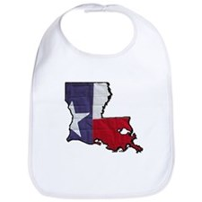 Cute Football new orleans Bib