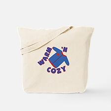 Warm Shirt Tote Bag
