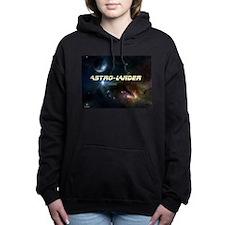 Astro-Lander Women's Hooded Sweatshirt
