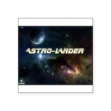 Astro-Lander Sticker