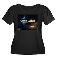 Astro-Lander Plus Size T-Shirt