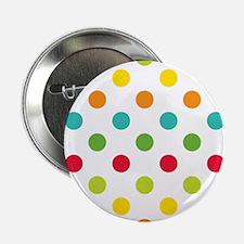 "Polka Dots 2.25"" Button"