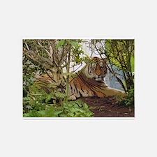 TIGER, TIGER 5'x7'Area Rug