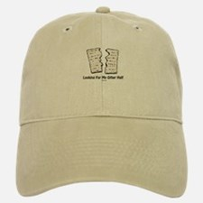 Looking For Other Half Passover Baseball Baseball Cap