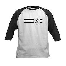 Biathlete Stripes Baseball Jersey