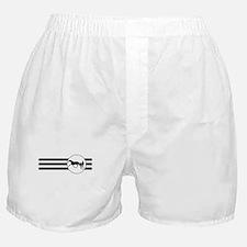 Harness Racing Stripes Boxer Shorts