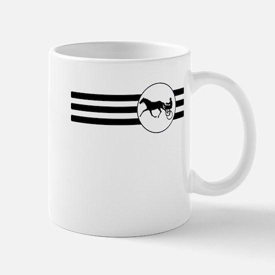 Harness Racing Stripes Mugs