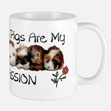GUINEA PIG PASSION Mugs