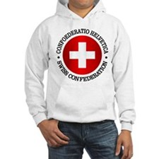 Swiss (rd) Hoodie