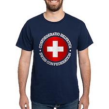 Swiss (rd) T-Shirt