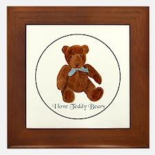 Teddy Bear, Teddie Watercolour / watercolor painti