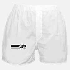 Cyclist Stripes Boxer Shorts