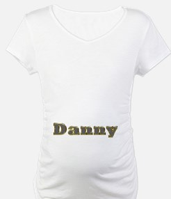 Danny Gold Diamond Bling Shirt