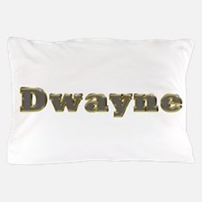 Dwayne Gold Diamond Bling Pillow Case