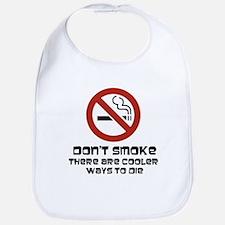 Don't Smoke Bib
