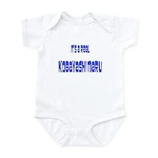 kobayashi maru Infant Bodysuit