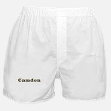 Camden Gold Diamond Bling Boxer Shorts