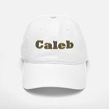 Caleb Gold Diamond Bling Baseball Baseball Baseball Cap