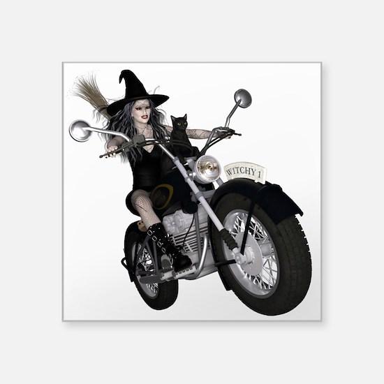 Witchy One ~ Speedy Sticker