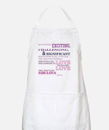 SATC: Exciting Relationship Apron