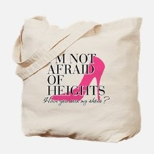 SATC: Afraid of Heights Tote Bag