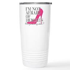 SATC: Afraid of Heights Travel Mug