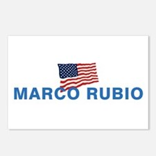 Marco Rubio 2016 Postcards (Package of 8)