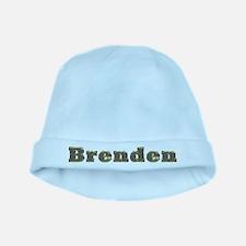 Brenden Gold Diamond Bling baby hat